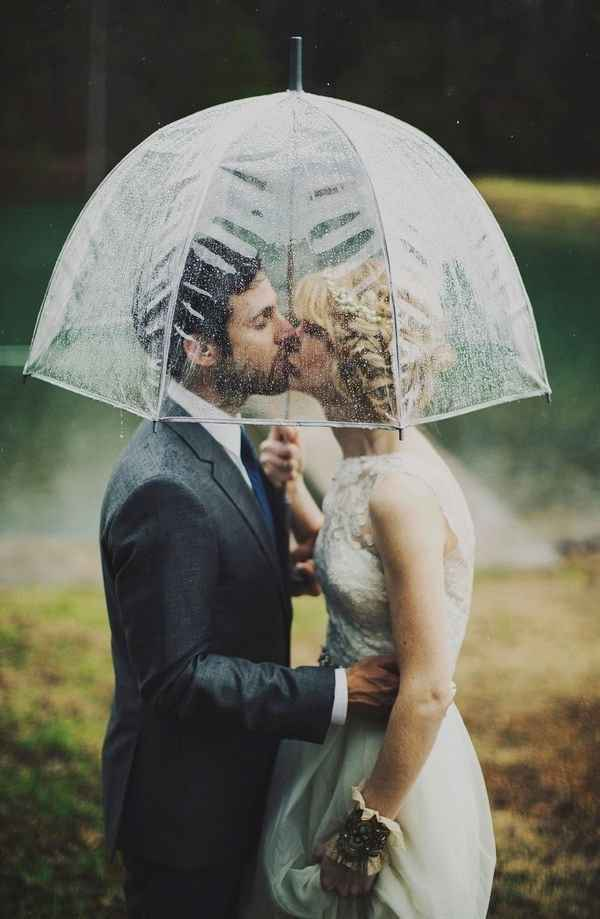 Ombrello da sposa - 1