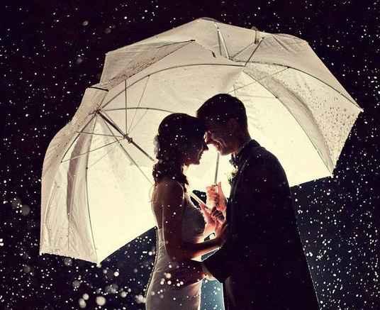 Ombrello da sposa - 2
