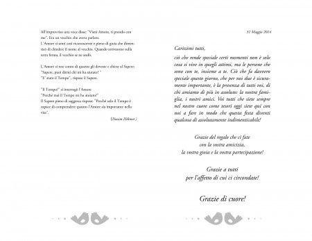 Libretto rito civile: copertina e testo 3