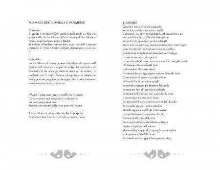 Libretto rito civile: copertina e testo 8