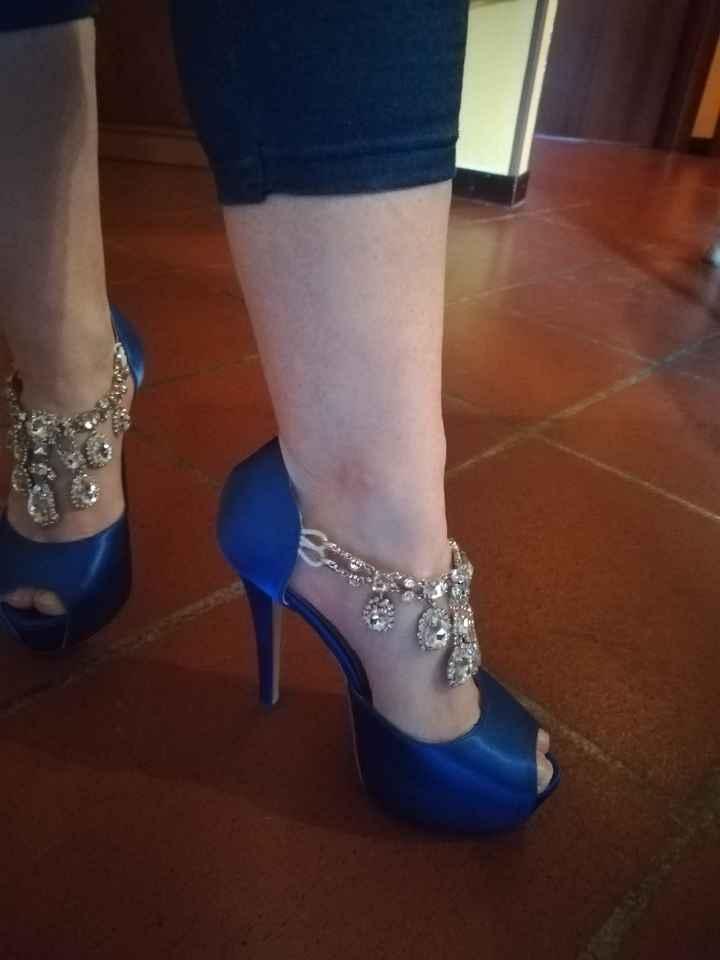 Che scarpe abbinerai al tuo abito da sposa? - 1