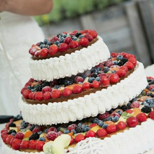 Torta nuziale 20