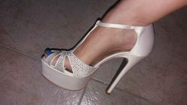 Voi che scarpe avete scelto per ol vostro matrimonio?? - 1