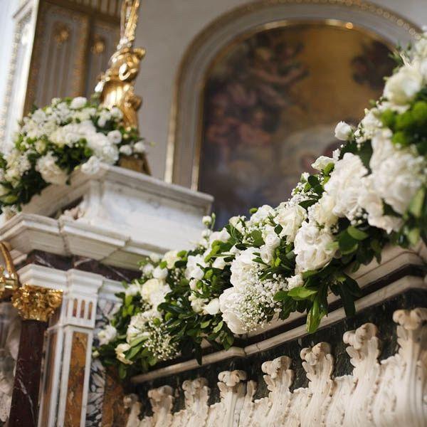 Addobbo chiesa lisianthus - Cerimonia nuziale - Forum Matrimonio.com