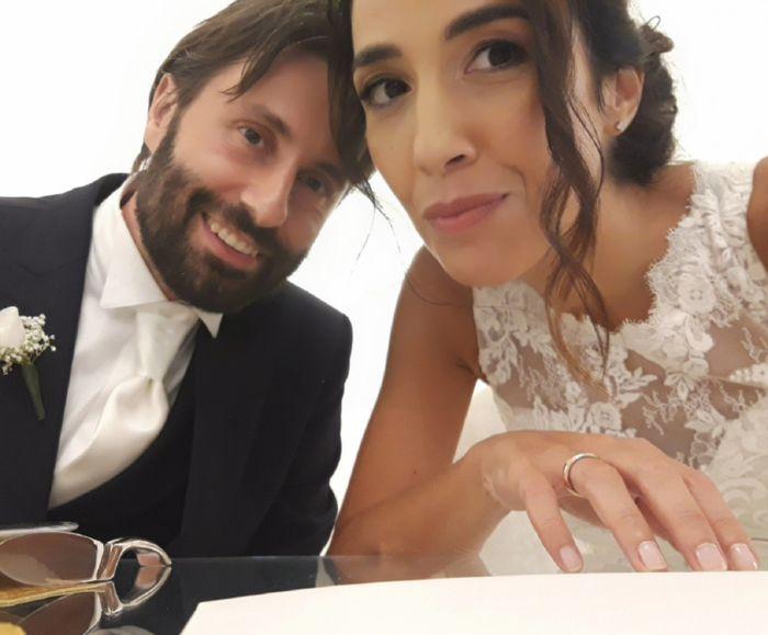 Finalmente sposi ❤❤🤵🏼👰🏻 1