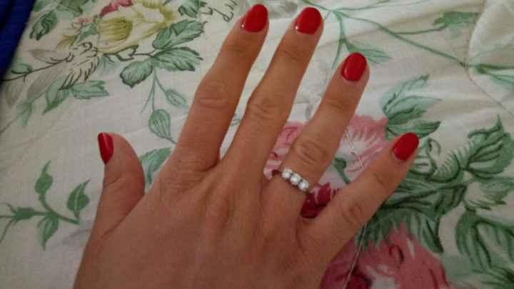 Come vi ha chiesto di sposarlo? e che anello avete ricevuto? - 2