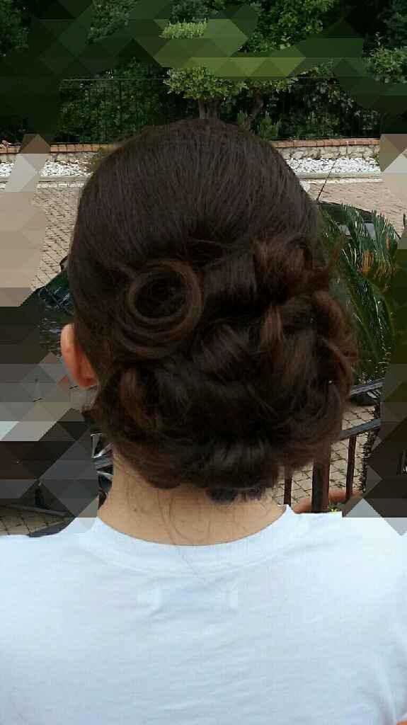 Nuovo round Prova capelli - 1
