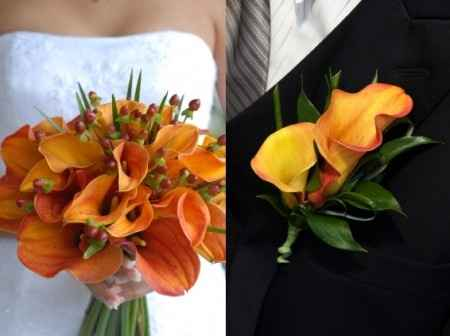 bouquet/occhiello