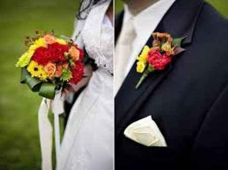 bouquet/ occhiello