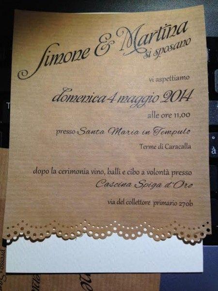 Partecipazioni Matrimonio Country Chic Fai Da Te : Partecipazioni shabby chic fai da te forum matrimonio