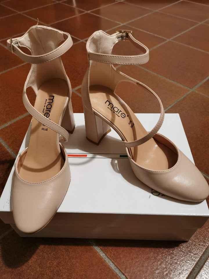 Hel scarpe -130 giorni - 1