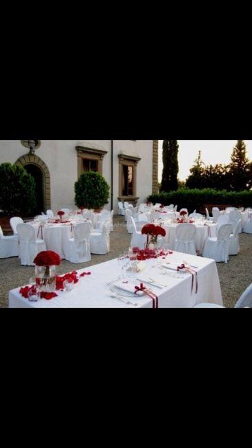 Matrimonio In Bianco E Rosso : Matrimonio bianco e rosso pagina organizzazione