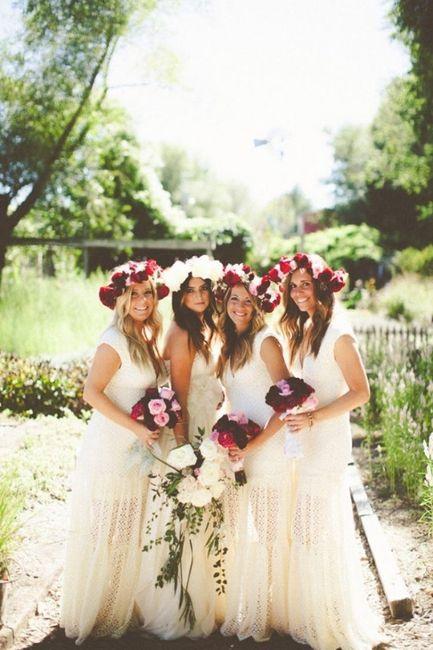 Matrimonio Gipsy Chic : Boho chic wedding la nuova tendenza organizzazione