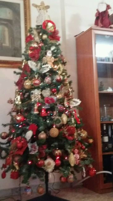 It's christmas time! mi fate vedere i vostri alberelli? - 1