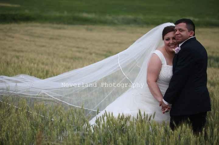 Matrimonio con la pioggia ! - 2