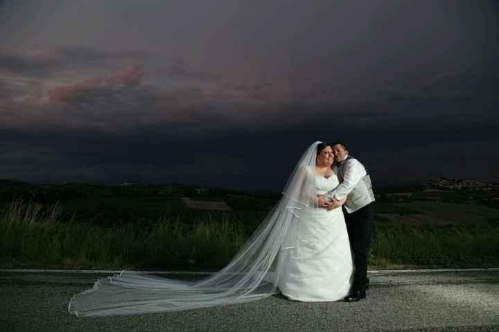 Matrimonio con la pioggia ! - 4