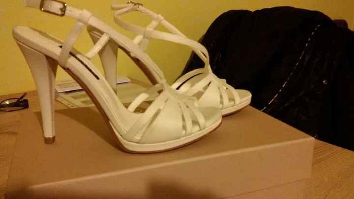 Che scarpe avete preso? - 1