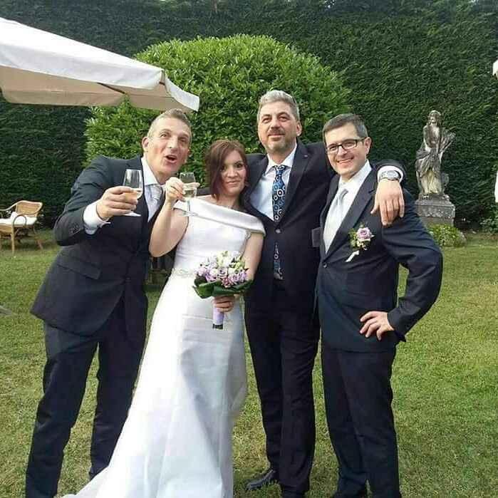 Eccoci qui!!! marito e moglie!!! - 2
