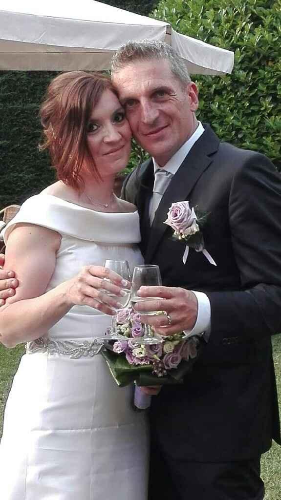 Eccoci qui!!! marito e moglie!!! - 3