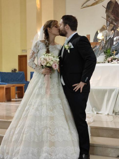 è un sogno, siamo marito e moglie ❤️ 9 Ottobre 2020 1
