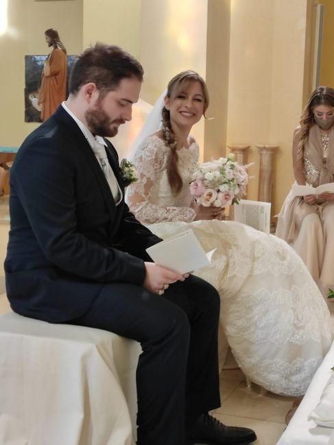 è un sogno, siamo marito e moglie ❤️ 9 Ottobre 2020 2
