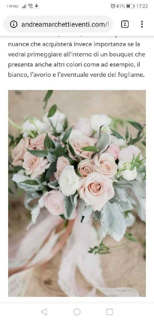 Centrotavola: 50 sfumature di rosa... - 1