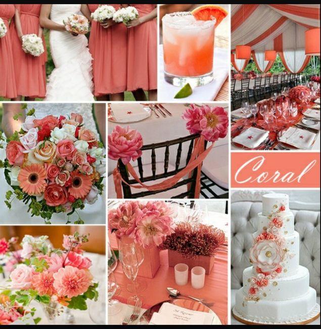 ... fiori color corallo - Organizzazione matrimonio - Forum Matrimonio.com