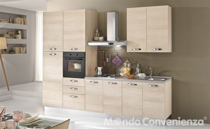 katy una cucina. design e funzionalit. cucina moderna oasi ...