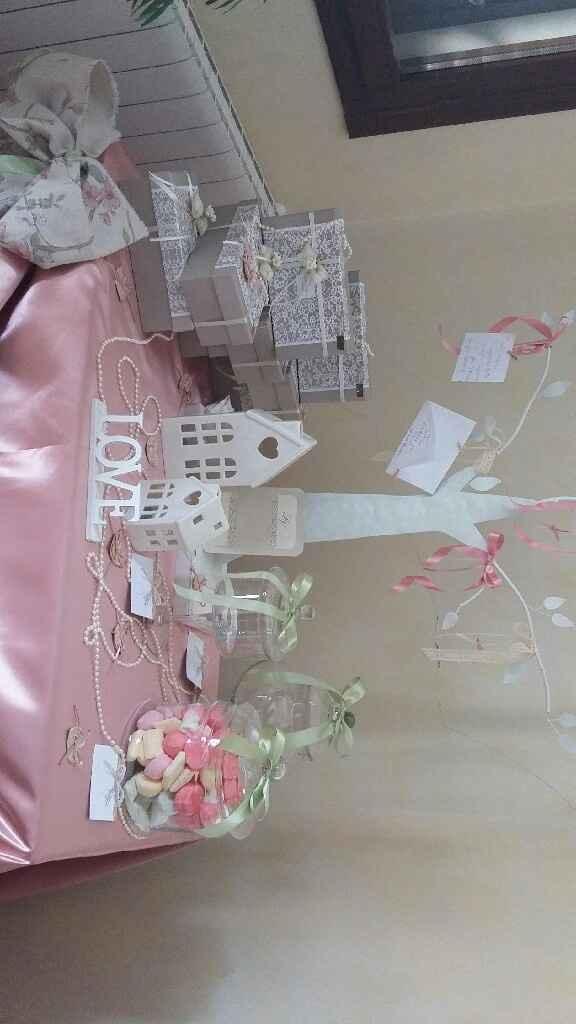 Tavolo sposa/sposo - 1
