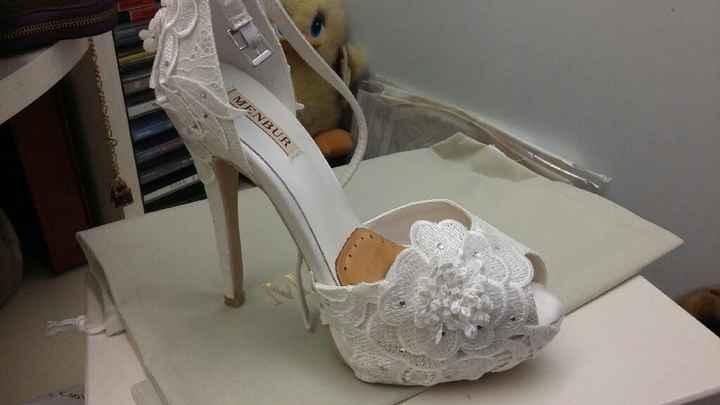 Cosa ne pensate di queste scarpe? - 1