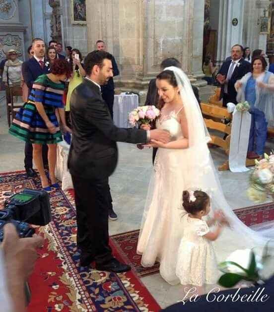 Finalmente sposata. 04 giugno 2016 - 3