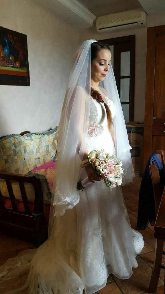 Finalmente sposata. 04 giugno 2016 - 8