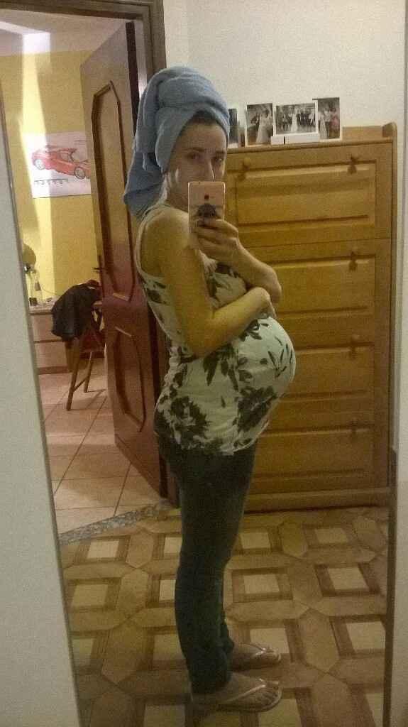 34° settimana di gravidanza - 2