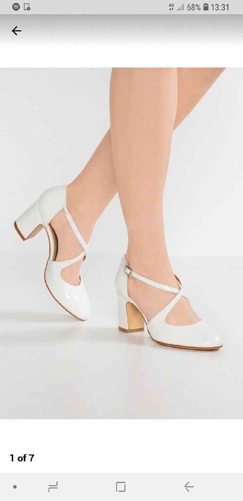 Scarpe sposa basse - 2