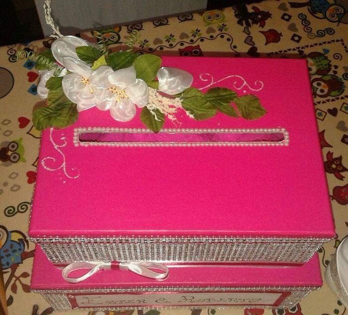Per chi vuole fare la scatola portabuste..ecco alcune idee - 1
