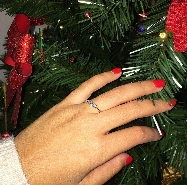I vostri anelli di fidanzamento: vogliamo vederli! 13