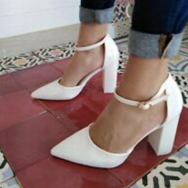 Scarpe sposa. 1