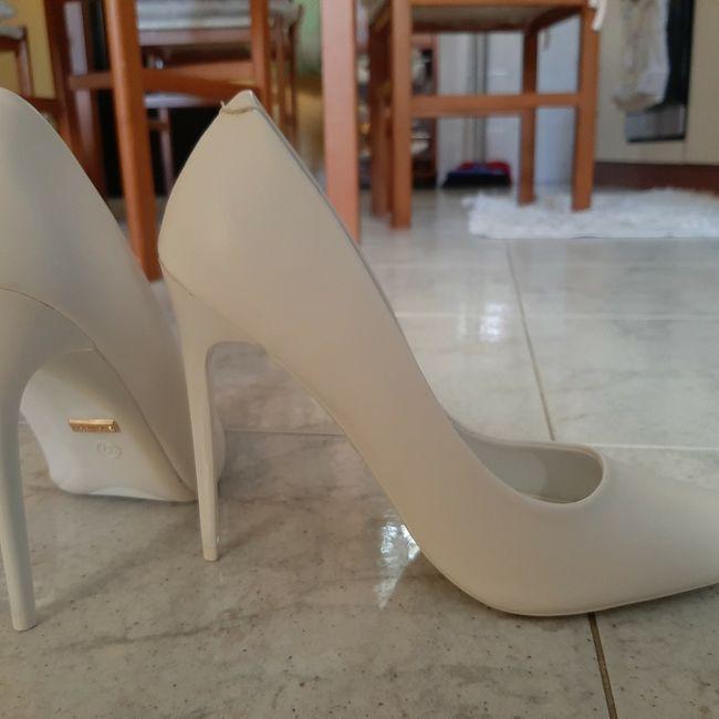 Scarpe sposa. - 1