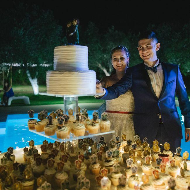 Torta monodose per le nozze: sì o no? 2