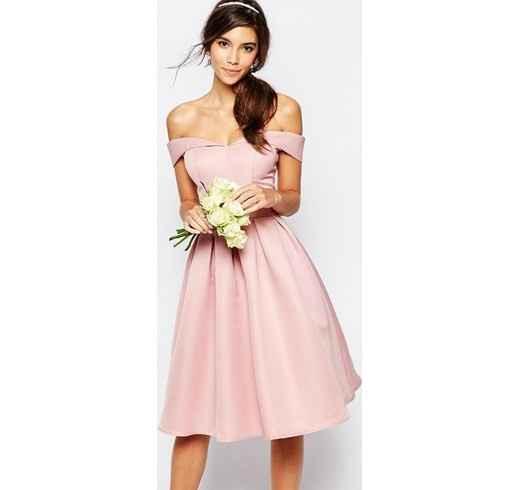 💗 Abiti da cerimonio pink style - 2