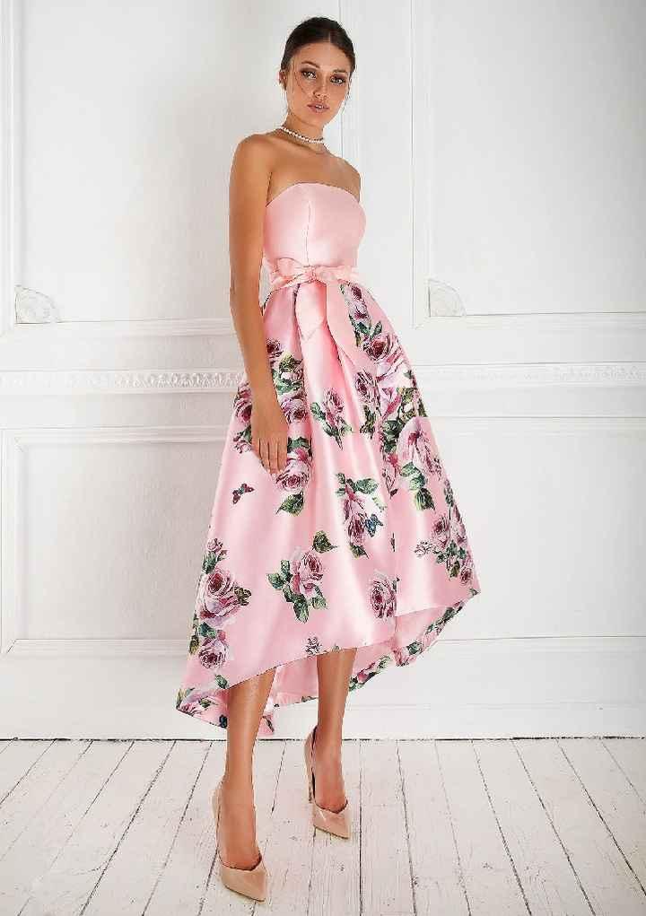 💗 Abiti da cerimonio pink style - 3