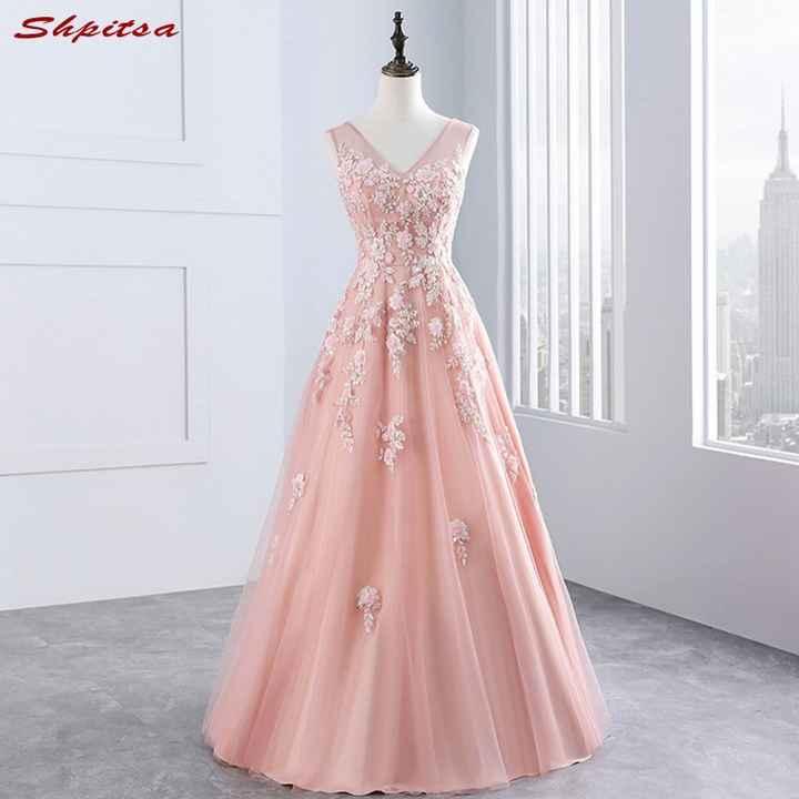 💗 Abiti da cerimonio pink style - 4