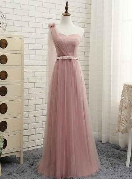 💗 Abiti da cerimonio pink style - 5