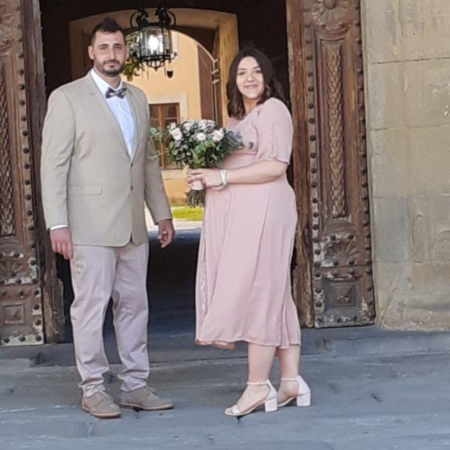 23 aprile 2021 - Finalmente sposi 1