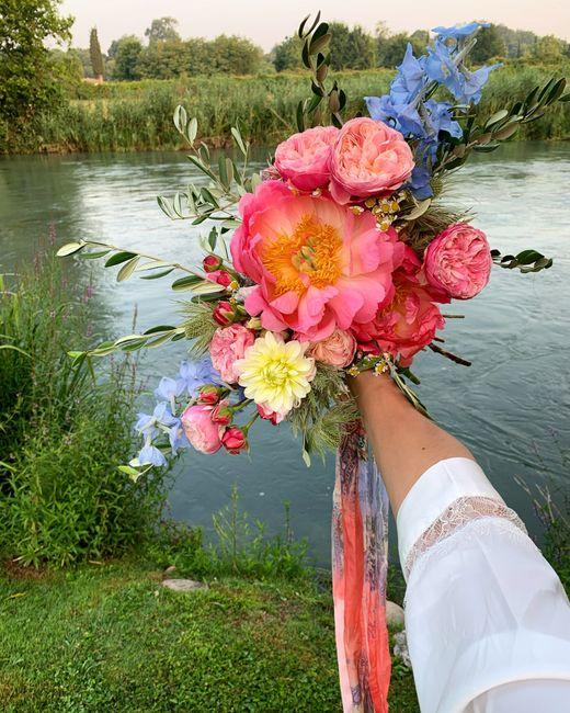 Eccovi il mio meraviglioso bouquet 1