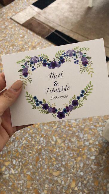 Inviti matrimonio!! - 1