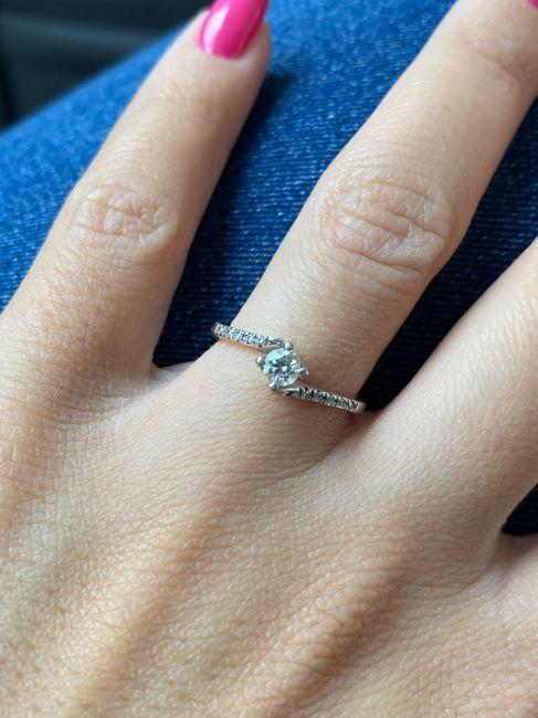 Anello di fidanzamento 17