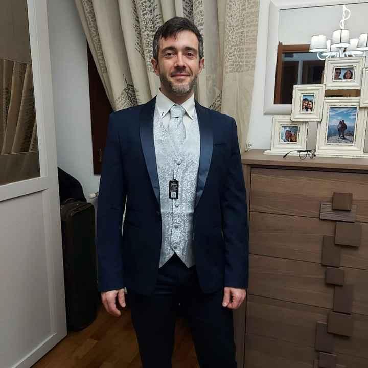 Secondo abito sposo - 1