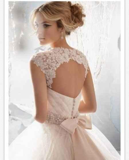 Sposine 2015 mettiamo i nostri abiti da sposa preferiti! - 1