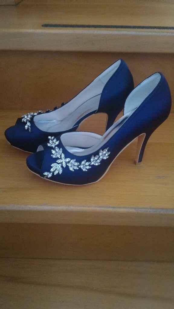 Le scarpe per il grande giorno - 1
